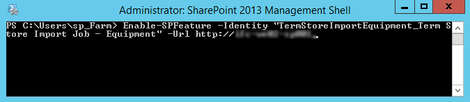 Access denied when activating a feature in SharePoint