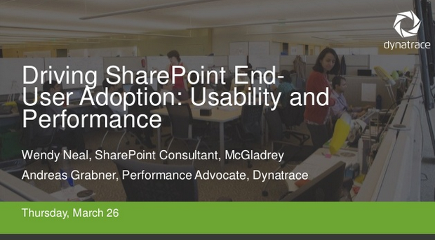Driving SharePoint End-User Adoption