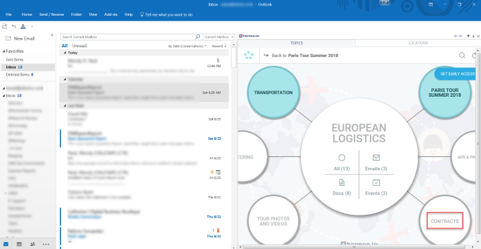 Get Your First Look at harmon.ie 10 - Focus On Work, Not Tools