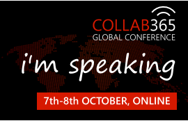 Join me at the Collab365 Online Global Conference